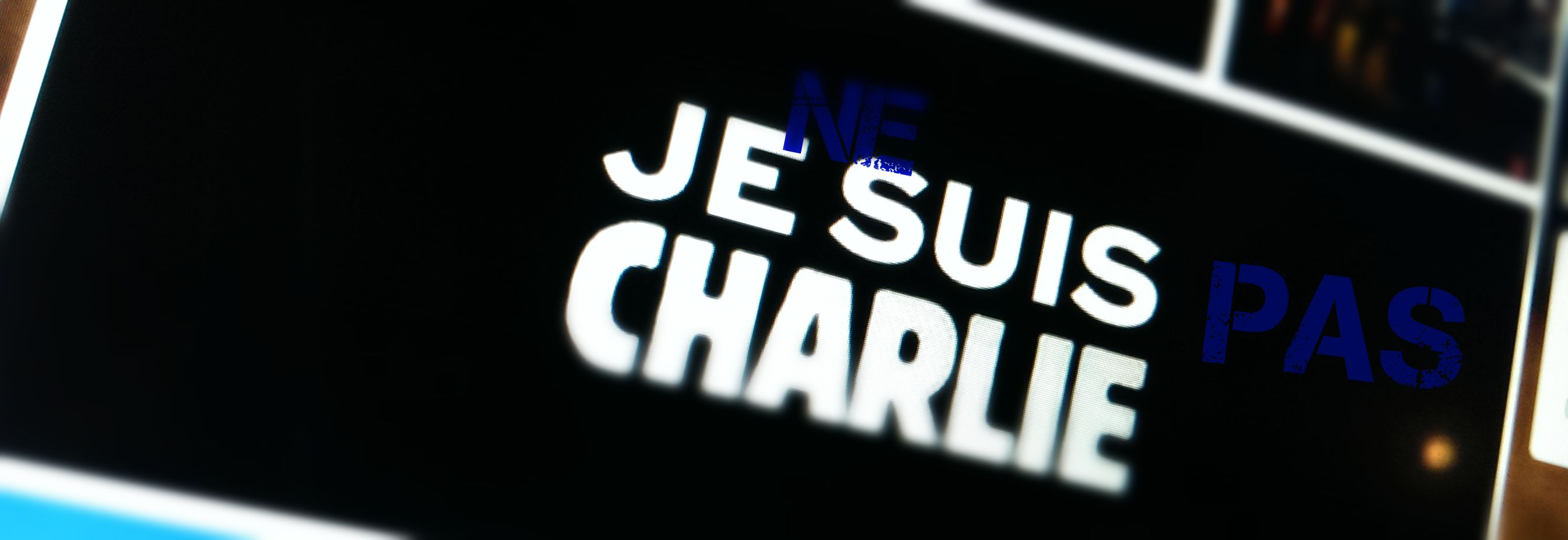 jenesuispascharlie